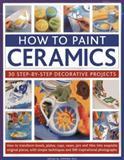 How to Paint Ceramics, Simona Hill, 1844767426