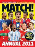 Match Annual 2011, Match International Centre Staff, 0752227424
