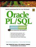 Oracle PL/SQL Interactive Workbook, Scherer, Douglas and Rosenweig, Benjamin, 0130157430