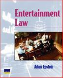 Entertainment Law, Epstein, Adam, 0131147439