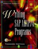 Writing SAP ABAP/4 Programs, Hoffman, Theodore, 0079137431