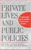 Private Lives and Public Policies 9780309047432