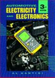 Automotive Electricity and Electronics, Santini, Al, 0827367430