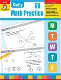 Daily Math Practice, Grade 3, Evan-Moor, 1557997438