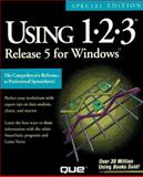Using 1-2-3 for Windows, Que Development Group Staff, 1565297431