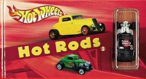 Hot Wheels Hot Rods Book and Toy Set - 2003 9780760317433