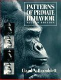 Patterns of Primate Behavior, Bramblett, Claud A., 0881337439