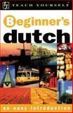 Teach Yourself Beginner's Dutch, Quist, Gerdi and Strik, Dennis, 007140743X