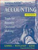 Accounting Vol. 1 : Tools for Business Decision Making, Weygandt, Jerry J. and Kieso, Donald E., 0470087439