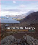Environmental Geology, Merritts, Dorothy and De Wit, Andrew, 1429237430