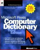 Microsoft Computer Dictionary, Microsoft Official Academic Course Staff, 1572317434