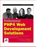 Professional PHP4 Web Development Solutions, Argerich, Luis and Gianotto, Alison, 1861007434