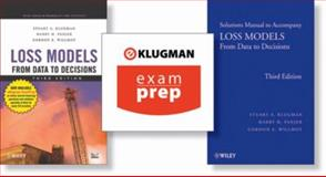 Loss Models : From Data to Decisions, Klugman, Stuart A. and Panjer, Harry H., 0470487445