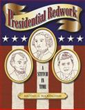 Presidential Redwork, Michael Buckingham and Helen Squire, 1574327445