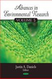 Advances in Environmental Research, , 1616687444