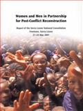 Women and Men in Partnership for Post-Conflict Reconstruction, , 0850927447