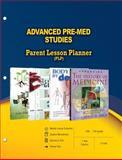 Advanced Pre-Med Studies Parent Lesson Planner, Master Books, 0890517444