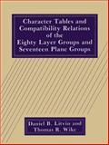 Character Tables and Compatibility Relations of the Eighty Layer Groups and Seventeen Plane Groups, Litvin, D. B. and Wike, T. R., 1461277442