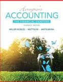 Horngren's Accounting, the Financial Chapters Plus MyAccountingLab with Pearson EText -- Access Card Package, Miller-Nobles, Tracie L. and Mattison, Brenda L., 0134047443