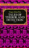 Tales of Terror and Detection, Edgar Allan Poe, 0486287440