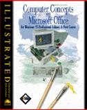 Computer Concepts with Microsoft Office 95, Professional Edition : A First Course, Parsons, June J. and Oja, Dan, 0760037442