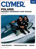 Polaris Watercraft, 1996-1998, Clymer Publications Staff and Penton Staff, 0892877448