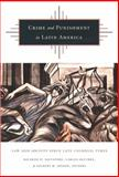 Crime and Punishment in Latin America