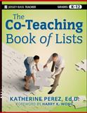 The Co-Teaching Book of Lists 1st Edition