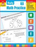 Daily Math Practice, Grade 4, Evan-Moor, 1557997446