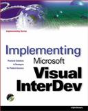 Activating Websites with Microsoft Visual Interdev, Thurrott, Paul B., 1566047447