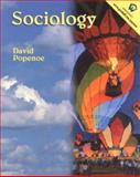 Sociology, Popenoe, David, 0130957453