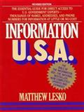 Information U. S. A., Matthew Lesko, 0140467459