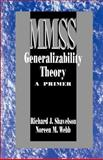 Generalizability Theory : A Primer, Shavelson, Richard J. and Webb, Noreen M., 0803937458