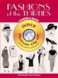 Fashions of the Thirties, , 0486997456
