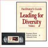 Leading for Diversity Video Kit, Henze, Rosemary, 141291745X