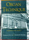 Organ Technique, George B. Stauffer and George Ritchie, 0195137450