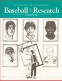The Baseball Research Journal, Society for American Baseball Research Staff, 0910137455