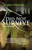 Did Not Survive, Ann Littlewood, 1590587456