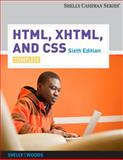 HTML, XHTML, and CSS, Shelly, Gary B. and Woods, Denise M., 0538747455