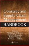 Construction Supply Chain Management Handbook, , 1420047450
