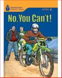 No, You Can't!, Waring, Rob and Jamall, Maurice, 1424007453