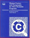 A Graphic Design Manual for the C Programming Language, Baecker, Ronald, 0201107457