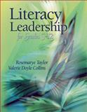 Literacy Leadership for Grades 5-12, Taylor, Rosemarye and Collins, Valerie Doyle, 0871207451