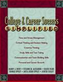 College and Career Success Simplified 1st Edition
