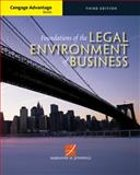 Cengage Advantage Books: Foundations of the Legal Environment of Business, Jennings, Marianne M., 130511745X