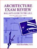 Architecture Exam Review Vol. 1 : Structural Topics, Ballast, David K., 1888577452