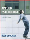 Applied Psychology, Coolican, Hugh and Cassidy, Tony, 0340927453