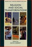Religion and Social Transformations 9780754607458