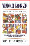 What Color Is Your God? : Multicultural Education in the Church, Breckenridge, James and Breckenridge, Lillian, 0801057450