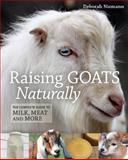 Raising Goats Naturally, Deborah Niemann, 0865717451